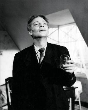 Näyttelijä Toivo Mäkelä (roolinimi Viktor Sundvall)