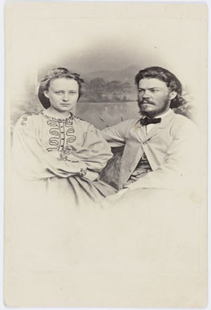 Minna ja Johan Ferdinand Canth