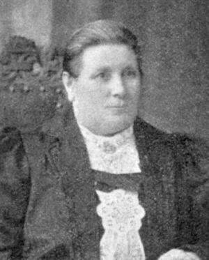 Kansanedustaja Lucina Hagman