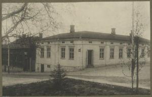 Minna Canthin asuin- ja liiketalo Kuopiossa