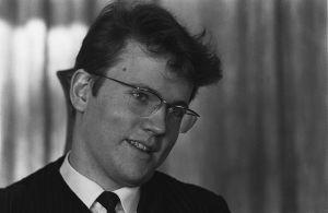 Kapellimestari Leif Segerstam noin vuonna 1965.