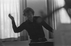 Kapellimestari Leif Segerstam noin vuonna 1976.