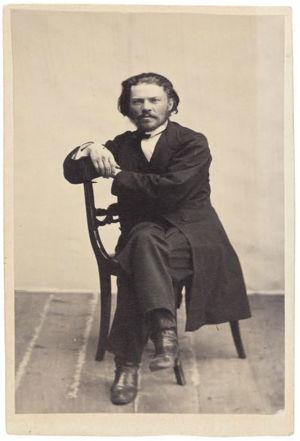 Lehtori Johan Ferdinand Canth