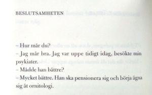 "Utdrag ur Ulrika Nielsens bok ""Korta texter ... """