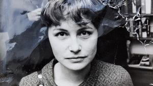 Eva Vikstedt vuonna 1968