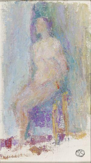Sigrid Schauman: Nakenakt 1958