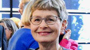Eva Vikstedt vuonna 2015