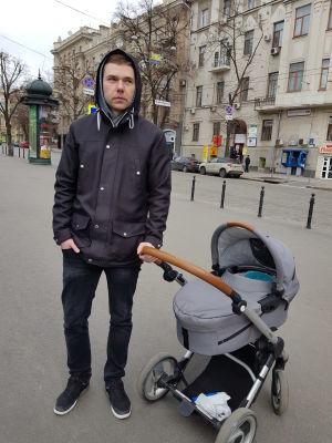 Andrej Sjapovalov gillar ingen av kandidaterna i presidentvalet
