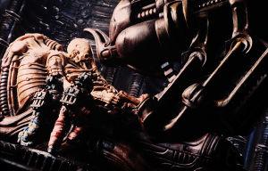 Alienin designin luoja H.R. Giger