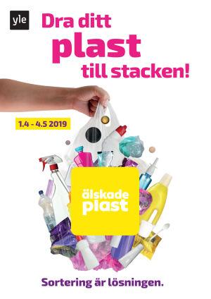 Älskade plast, sortering är lösningen.