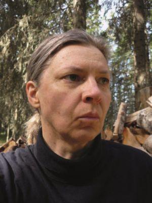Författaren Eva-Stina Byggmästar.