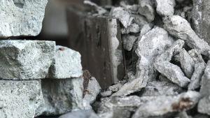 Radioaktiivisia kiviä