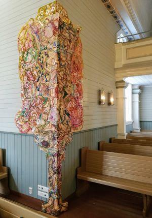 Dopträdet Kärlekens väg i Jurva kyrka