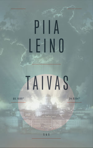 pärmen till Piia Leinos bok Taivas