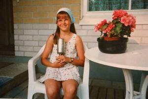"""Saara voitti """"paras sävellys""""-palkinnon Kotkan Merilaulukilpailuissa vuonna 1997."""
