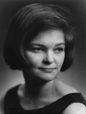 Pianotaiteilija Liisa Pohjola 1964.