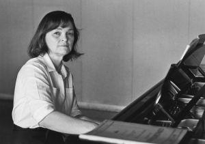 Pianotaiteilija Liisa Pohjola.