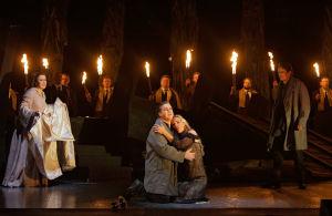 Wagnerin Tristan ja Isolde Suomen kansallisoopperassa 2013.