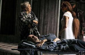 Debussyn ooppera Pelleas ja Melisande Suomen kansallisoopperassa 2019.