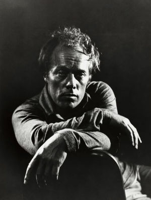 Muotokuva kapellimestari Jorma Panulasta 1971.