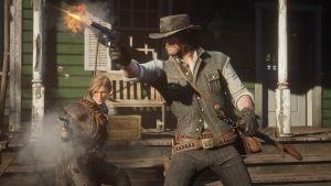 Kuva Red Dead Redemption 2 -pelistä.