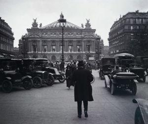 Pariisin suuri ooppera 1920-luvulla.