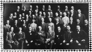 Viipurit Lauluveikot 1920-luvulla.