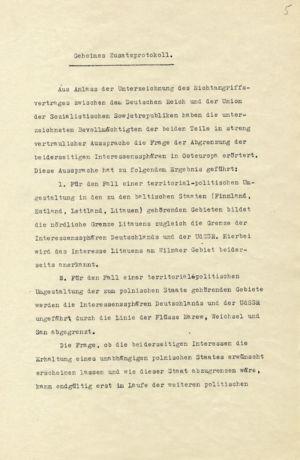 Saksan ja Neuvostoliiton hyökkäämättömyyssopimus