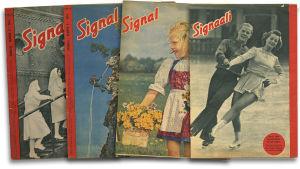 Signaalien kansia.