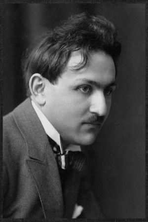 Viipurin Musiikkiopiston johtaja Boris Sirob noin 1929.