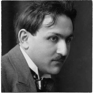 Boris Sirob, vuodesta 1935 Sirpo, noin vuonna 1929.