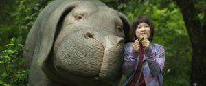 Kuva Okja-elokuvasta.