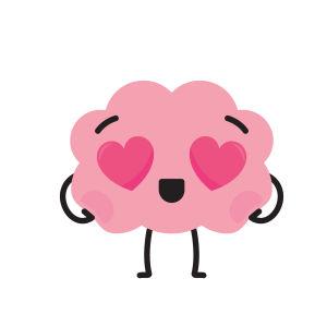 Aivohahmo on onnensa kukkuloilla
