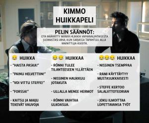 Kimmo huikkapeli