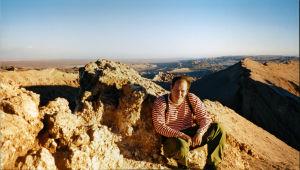 Jukka Kuosmanen Atacaman aavikolla