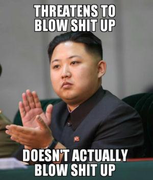 Meme: Goog guy Kim-Jong Un