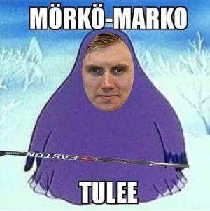 Mörkö-Marko meme