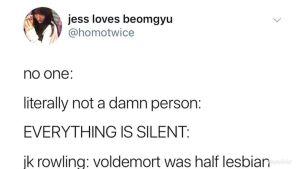 J.K. Rowling-meme