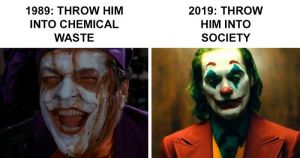 The Joker-meme