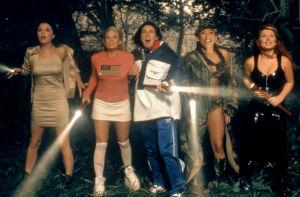 Spice Girls i filmen Spice World