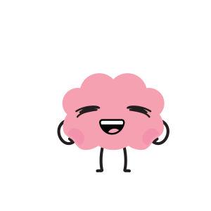 aivohahmo nauraa kikattaa