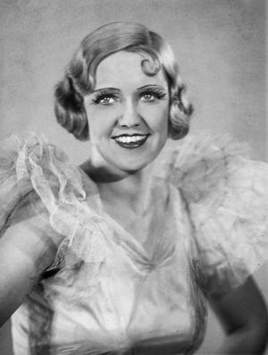 Mary Hannikainen Suomalaisen Oopperan Mustalaisruhtinatar-operetissa 1933.