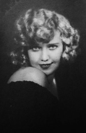 Mary Spennert myöh. Hannikainen 1920-luvun alussa.
