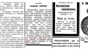 Pohjalainen, 31.3.1914