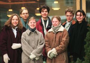 Radion sinfoniaorkesterin nuoret solistit 3.3.1996.