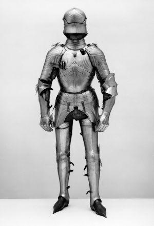Haarniska 1480-luvulta