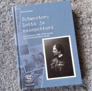 Elina Virtanens bok om Ruth Munck.