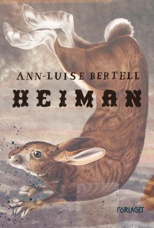 Pärmen till Bertells bok Heiman