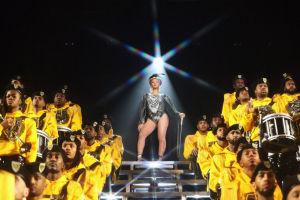Beyonce Coachella-festivaalilla.