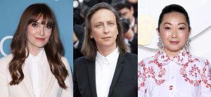 Lorene Scafaria, Céline Sciamma ja Lulu Wang
